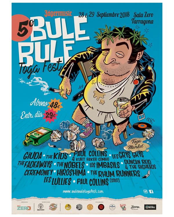Bule-Bule-Toga-Fest